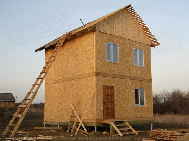 Продам дом своими руками