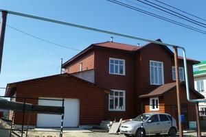 Каркасно-панельный дом в Челябинской области