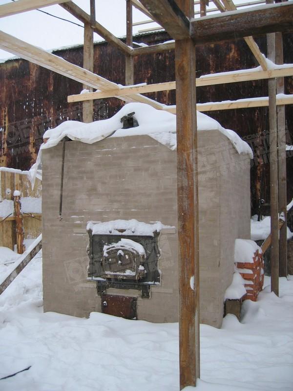 Сушилка для дров своими руками на дровах