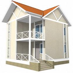 проект дома Экопан