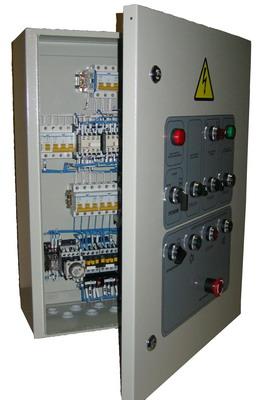 производстве комплект поставки щита управления помнить, что функция