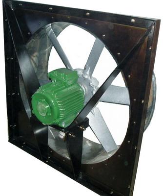 Осевой вентилятор d=900 мм
